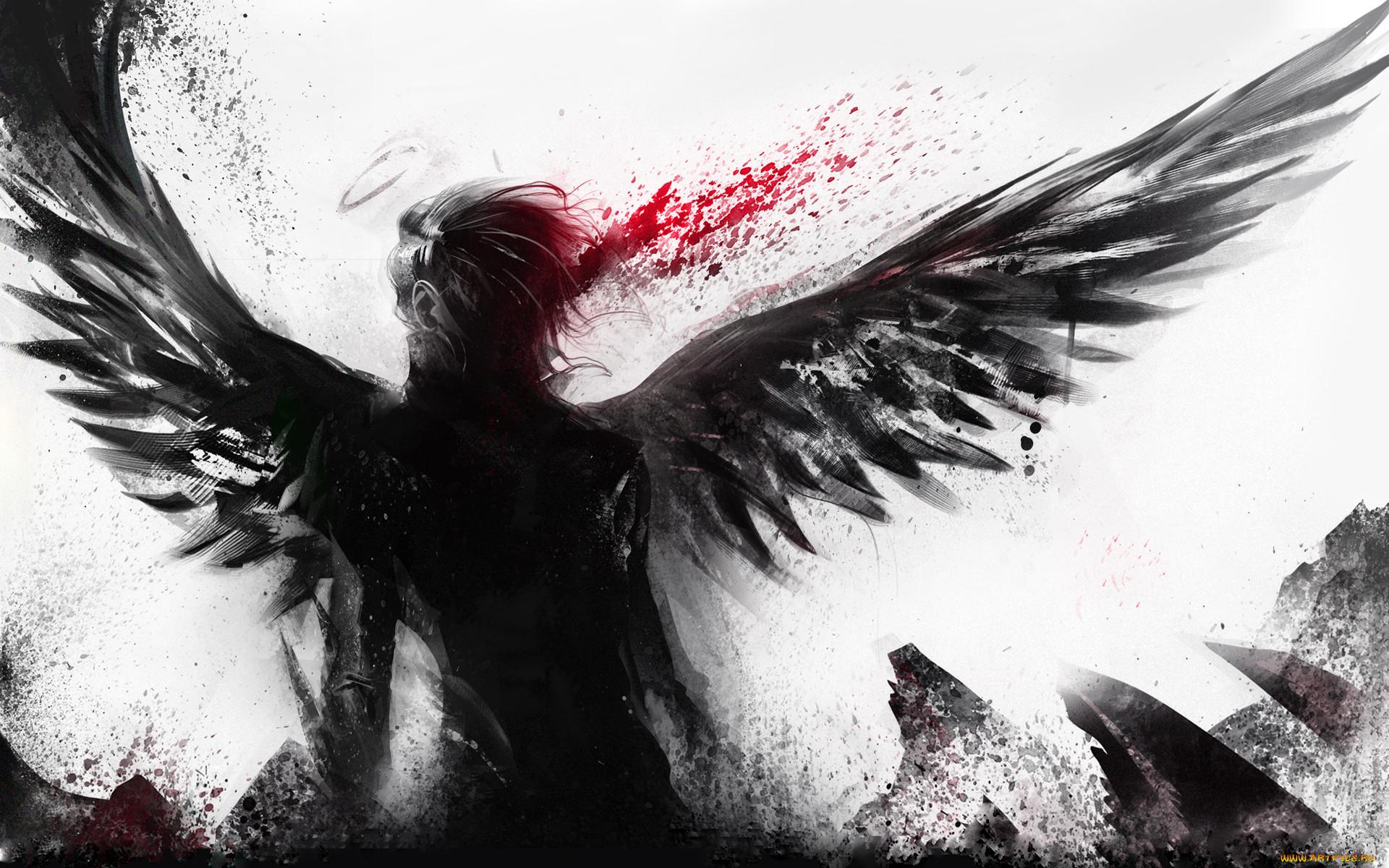 крутой пацан с крыльями картинки такое имя
